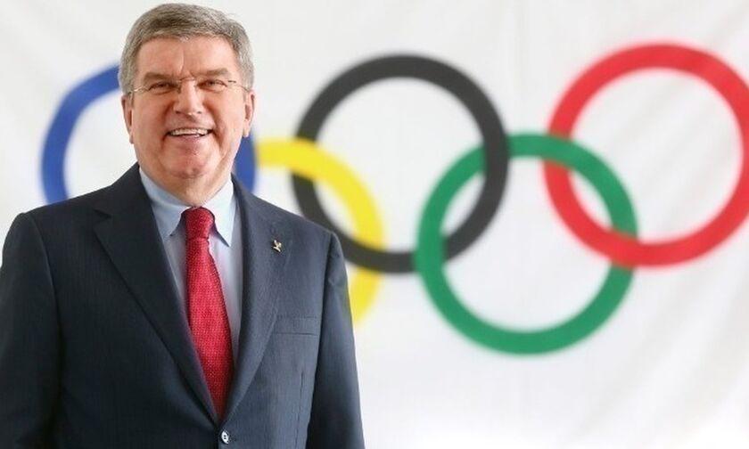 Ο Μπαχ θα είναι παρών στην Τελετή Εναρξης των Παραολυμπιακών Αγώνων
