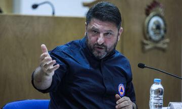 Νίκος Χαρδαλιάς: Πήρε εξιτήριο από το νοσοκομείο ο υφυπουργός