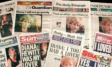 BBC: Αποζημίωση 1,5 εκατ. λιρών στη βασιλική οικογένεια για την ιστορική συνέντευξη της Νταϊάνα