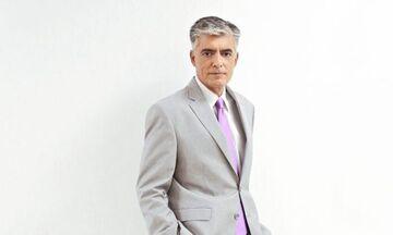Νίκος Ευαγγελάτος: Επιστρέφει με το Live News τη Δευτέρα 23 Αυγούστου