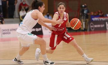 EuroCup Γυναικών: Στα μέτρα του Ολυμπιακού η κλήρωση, στα δύσκολα ο Παναθηναϊκός