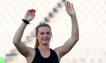 Παγκόσμιο Πρωτάθλημα Κ20: Πήρε το ασημένιο μετάλλιο στον ακοντισμό η Τζένγκο