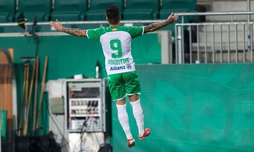 Europa League: Γκολ ο Φούντας στο 3-0 της Ραπίντ - Ανατροπή πρόκρισης η Ομόνοια (4-2)
