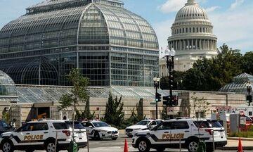 Καπιτώλιο ΗΠΑ: Υπό κράτηση ο ύποπτος που απειλούσε να πυροδοτήσει βόμβα