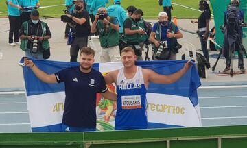 Παγκόσμιο Πρωτάθλημα Κ20: Ασημένιο μετάλλιο ο Ντουσάκης, έκτη θέση για τον Ζιώγα (vid)