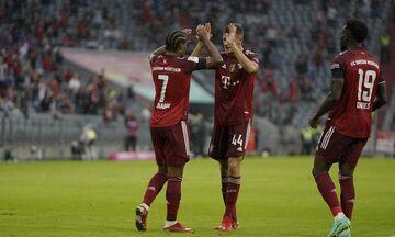 Bundesliga: Δύσκολη νίκη για τη Μπάγερν, 3-2 την Κολωνία (highlights)