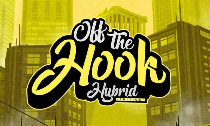 Off The Hook 2021: Το μεγάλο hip-hop festival επιστρέφει στην Τεχνόπολη