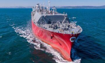 Μαρινάκης: Παρέλαβε και το LNG Carrier «Adamastos»