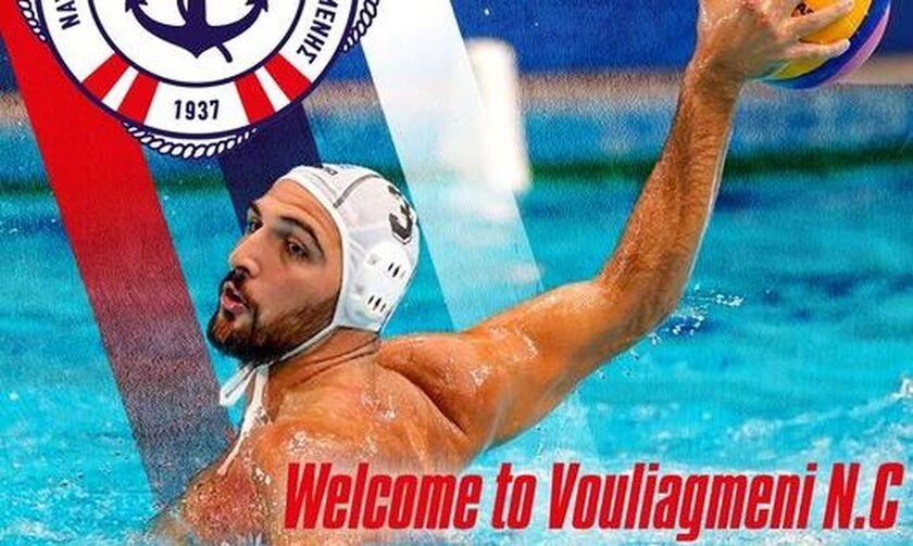 Επίσημο: Από τον Ολυμπιακό στην Βουλιαγμένη ο Σκουμπάκης