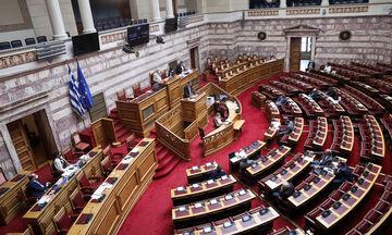 Βουλή: Στις 10:30 η συζήτηση για τη διαχείριση των πυρκαγιών