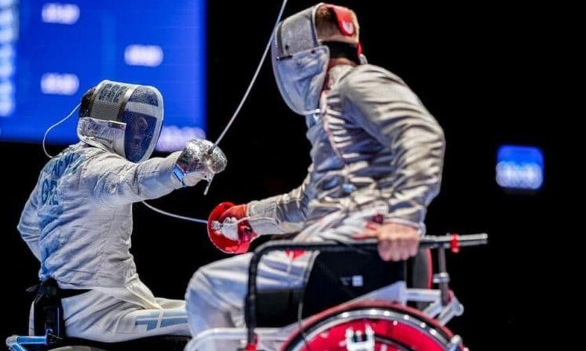 Τόκιο 2020 - Παραολυμπιακοί Αγώνες: Χάλκινο μετάλλιο ο Τριανταφύλλου