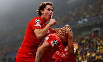 Champions League: Προκρίθηκαν στους ομίλους Σαχτάρ, Σέριφ και Σάλτσμπουργκ (highlights)
