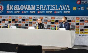 Σλόβαν Μπρατισλάβας - Ολυμπιακός: Έχουν αποδεχτεί τη μοίρα τους οι Σλοβάκοι