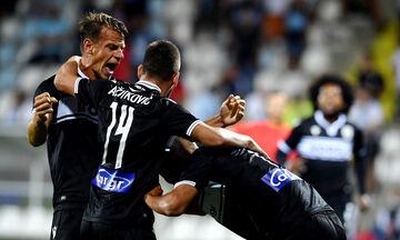 Ριέκα – ΠΑΟΚ 0-2: Πέρασε, χωρίς να ιδρώσει… (highlights)