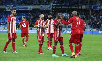 Σλόβαν - Ολυμπιακός 2-2: Έβγαλε την υποχρέωση με πρώτο γκολ Ονιεκούρου! (highlights)