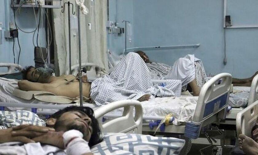 Αφγανιστάν: Περισσότεροι από 100 οι νεκροί στη διπλή επίθεση του ISIS