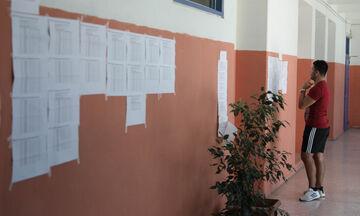 Πανελλαδικές 2021: Άνοδος των βάσεων σε 429 σχολές, πτώση σε 112