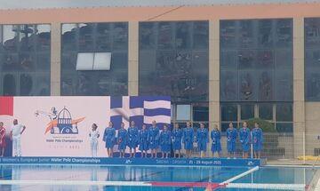 Ελλάδα - Κροατία 13-7: Στα ημιτελικά οι Νεανίδες