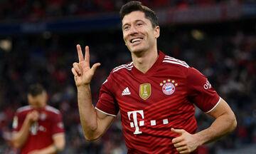 Bundesliga: Άνετη νίκη της Μπάγερν επί της Χέρτα με 5-0 (highlights)