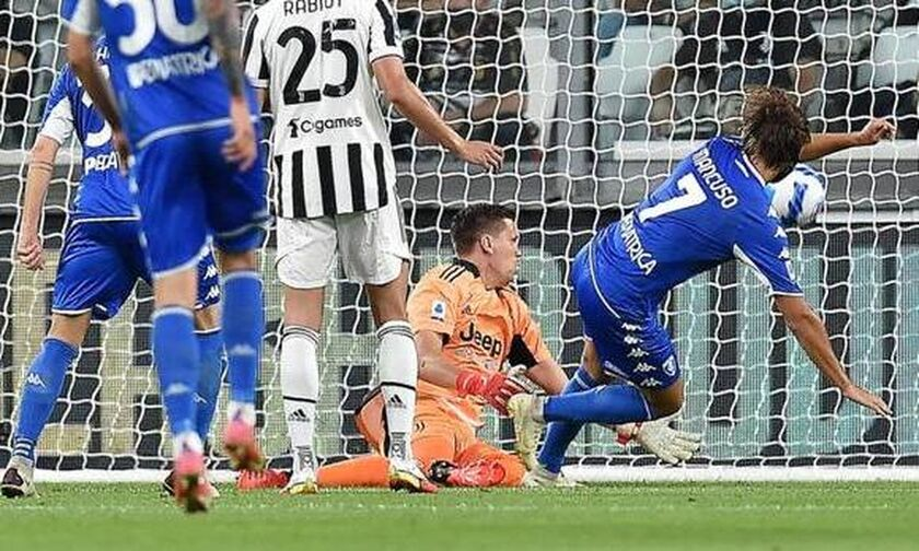 Serie A: «Κόλπο γκρόσο» η Έμπολι στο Τορίνο, με τη Γιουβέντους, της μετα-«CR7» εποχής (highlights)!