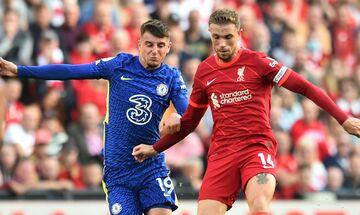 Premier League: Άντεξε η Τσέλσι στην πίεση της Λίβερπουλ (highlights)