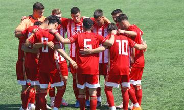Super League K19: «Κόλλησε» στο 0-0 ο Ολυμπιακός με την Λαμία