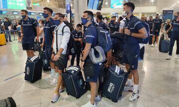 Στην Οστράβα η Εθνική ανδρών ενόψει του Ευρωπαϊκού Πρωταθλήματος
