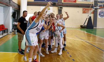 Πανελλήνιο Νεανίδων: Πρώτη και πάλι η Ηλιούπολη - MVP η Δαμουλάκη (pic)