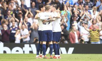 Premier League: Στην κορυφή η Τότεναμ - Η Γιουνάιτεντ 1-0 τη Γουλβς στο 80' (highlights)