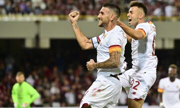 Serie A: Συνέχισαν με νίκες Μίλαν και Ρόμα (highlights)