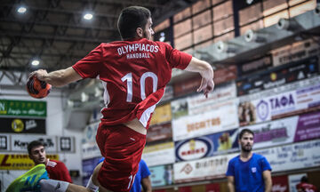 Handball Premier: Ολυμπιακός - Διομήδης την 1η αγωνιστική - Αναλυτικά όλο το πρόγραμμα