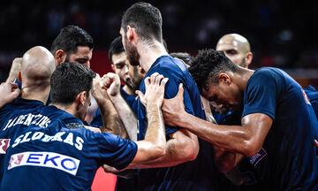 Προκριματικά FIBA World Cup 2023: Στο 2ο Όμιλο η Ελλάδα με Τουρκία, Μ. Βρετανία, Λευκορωσία