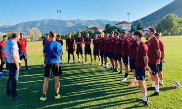 Πόντιοι Κοζάνης: «Εμείς στη Super League 2»