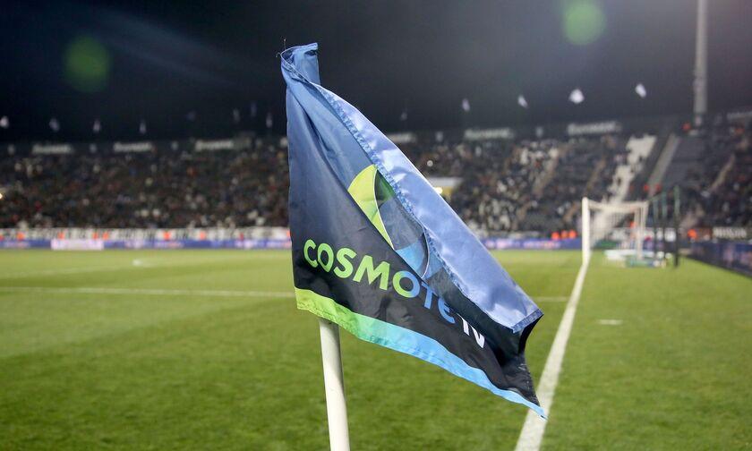 Επίσημο: Οκτώ ομάδες της Super League στην Cosmote TV
