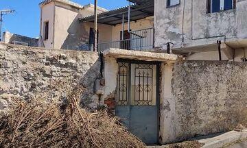 Κυπαρισσία: Πτώμα γυναίκας θαμμένο κάτω από τσιμέντο σε αυλή σπιτιού