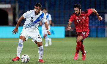 Ελβετία - Ελλάδα 2-1: Τα γκολ και οι καλύτερες φάσεις (vid)