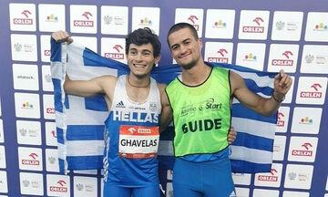 Παραολυμπιακοί Αγώνες: Χρυσό μετάλλιο και παγκόσμιο ρεκόρ ο Γκαβέλας!