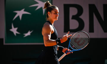 US Open: Απέκλεισε και την Σινιάκοβα η Σάκκαρη