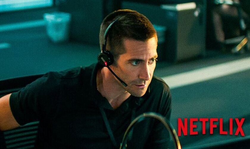 The Guilty: O Jake Gyllenhaal παίζει στο κλειστοφοβικό θρίλερ του Netflix