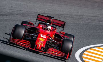 Grand Prix Ολλανδίας: Ταχύτερος στο FP2 o Λεκλέρκ