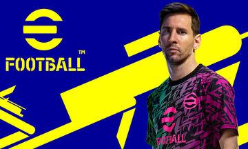 eFootball: Κυκλοφορεί δωρεάν στις 30 Σεπτεμβρίου με 9 ομάδες!