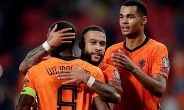 Φαν Χάαλ: «Εκπληκτικός ο Ντεπάι, παίξαμε υπέροχο ποδόσφαιρο»