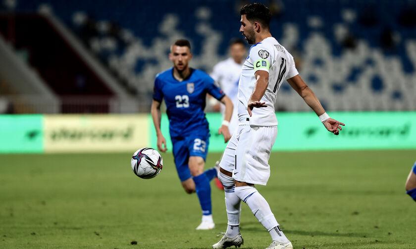 Κόσοβο – Ελλάδα 1-1: Αντίο Κατάρ! (highlights)