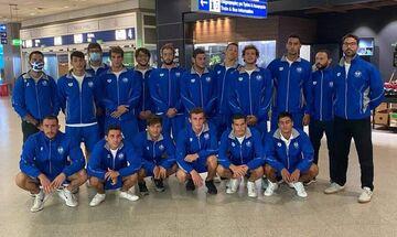 Πόλο: Επέστρεψε η Εθνική Νέων Ανδρών