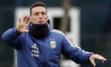 Σκαλόνι: «Το ματς της Βραζιλίας με την Αργεντινή θα έπρεπε να είναι μία γιορτή»