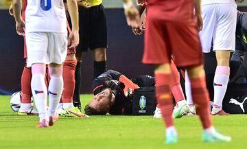 Εκτός εθνικής Τσεχίας ο Βατσλίκ, λόγω τραυματισμού