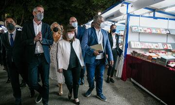 Η ΠτΔ εγκαινίασε το 49ο Φεστιβάλ Βιβλίου στο Ζάππειο