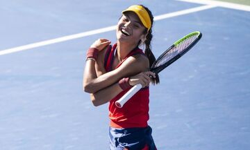US Open: Έχει βαλθεί να τρελάνει κόσμο η 18χρονη Ραντουκάνου