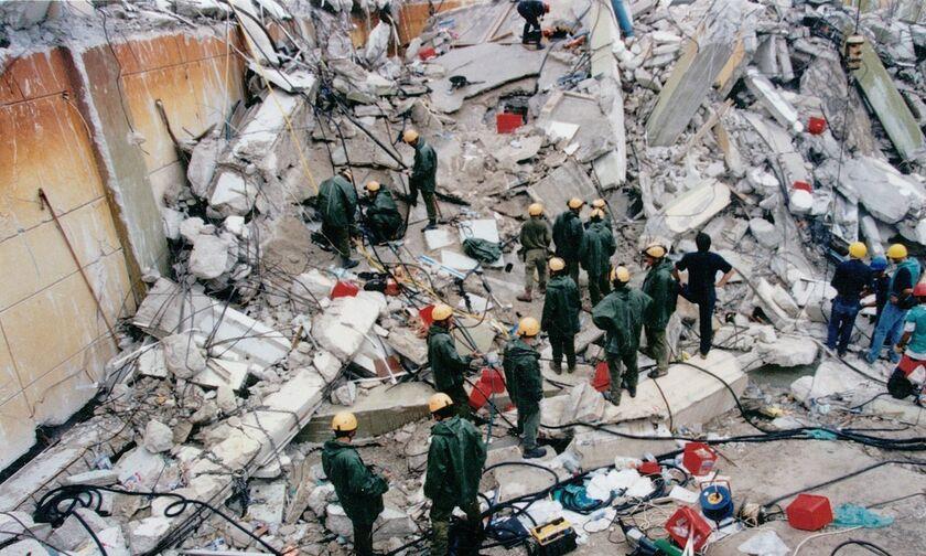 Ο σεισμός της Πάρνηθας το 1999