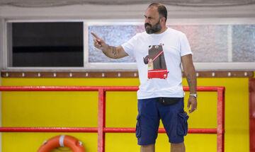 Ολυμπιακός Αλίμου: Ανακοίνωσε τη συνεργασία του με τον Νίκο Γέμελο